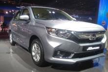 Honda Cars India Recalls 7290 Units of Amaze Compact Sedan for EPS Preventive Inspection