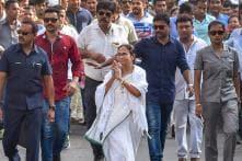Elections 2019: Mamata Banerjee's Roadshow in Kolkata
