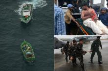 Cyclone Ockhi: 13 Killed in Tamil Nadu and Kerala, Over 200 Fishermen Rescued