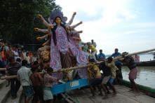 No Goddess Durga Idol Immersion on Muharram, Says Mamata