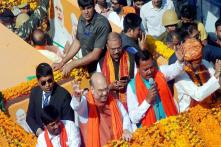 Arresting Prajapati to be BJP's First task Post Govt Formation in UP: Amit Shah