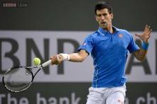 Djokovic, Murray, Sharapova reach 3rd round at Indian Wells
