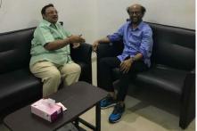 Alagiri Cozying up to Rajinikanth? Rumour Mills Abuzz Ahead of Key DMK Meet