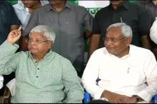 Lalu mocks Modi, says it's nice that he congratulated Nitish but was he genuine