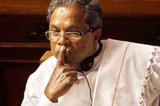 File photo of former Karnataka chief minister and Congress leader Siddaramaiah.