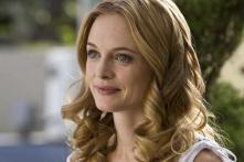 Heather Graham prefers talking 'dirty' than partying