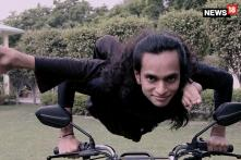 Polio Didn't Deter Tejasvi Sharma's Passion For Yoga