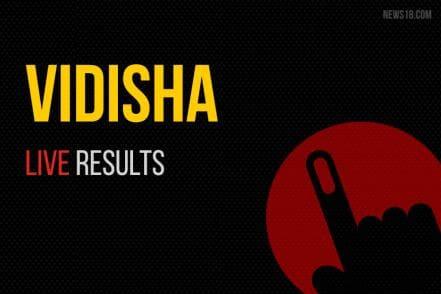 Vidisha Election Results 2019 Live Updates:  Ramakant Bharghava of BJP Wins