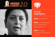 Modi Sarkar 2.0: Meet The Key Members of Narendra Modi's New Cabinet