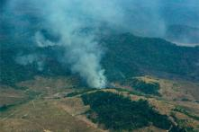 As Fires Rage on, Satellite Images Show Increase in Air Pollution Around Amazon Rainforest