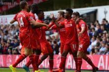 Sterling, Gerrard score as Liverpool beat Tottenham 3-0