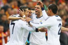 Real Madrid into semis despite 3-2 loss at Galatasaray