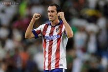 Losing Madrid derby wouldn't end La Liga hopes: Diego Godin