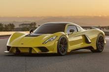 Hennessey Venom V5 to Make European Debut at Geneva Motor Show 2018