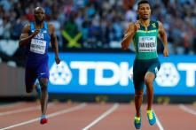 Van Niekerk Forced to Work His Way to Tantalising 400m Final