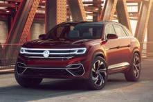 Volkswagen Atlas Cross Sport SUV Concept Revealed