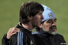 Mexico prepare to counter Messi factor