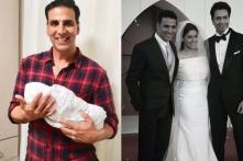 Akshay Kumar Shares First Photo of Asin Thottumkal-Rahul Sharma's Baby Girl