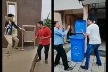 Amitabh Bachchan Shares Hilarious 'Mere Khwabon Mein Jo Aaye' Videos on Twitter