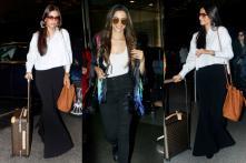 Sonam Kapoor Leaves For Cannes 2017; Deepika Padukone Returns