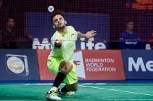 Shuttler Parupalli Kashyap drops to World No.13