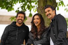Deepika Padukone Wraps up Shoot for Ranveer Singh Starrer '83 in Mumbai
