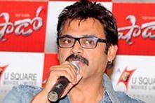 Telugu actor Venkatesh:'Shadow' is an action entertainer
