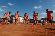 Cameroonian Girls Defy Prejudice to Pursue Soccer Dreams