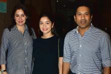 Sachin Tendulkar Watches Akshay Kumar's Gold With Family