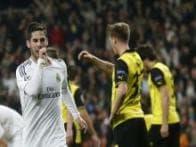In Pics: Champions League quarter-finals, April 2-3