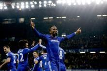 Drogba assists, scores as Chelsea beat Tottenham 3-0
