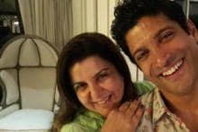 Happy 40th birthday Farhan Akhtar: The actor parties with Farah Khan, Ritesh Sidhwani