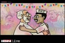 Breaking Toons: Holi celebrations across India