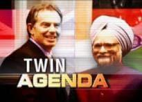 Terror, trade on PM's UK agenda