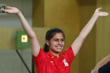 Commonwealth Games Gold Medalist Manu Bhaker Applies to Delhi University