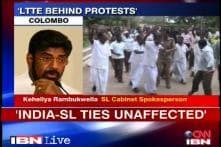 'LTTE behind anti-Lanka protests in TN'