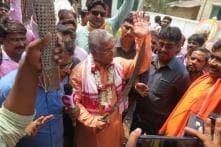 'After Kurukshetra War Narrator, BJP to Play Arjuna': Dilip Ghosh's Mahabharata Anecdote for 2019