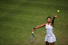 Pressure Off as Naomi Osaka Hopes for Better Wimbledon Fortune