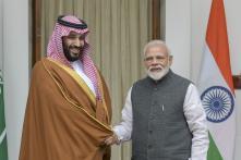 Congress Frowns Upon Modi's 'Hugplomacy' for Saudi Crown Prince MBS