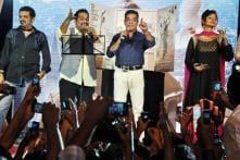 Kamal Haasan releases CD of songs from 'Vishwaroopam'
