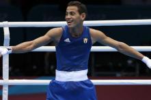 Cuba's Ramirez wins flyweight boxing gold