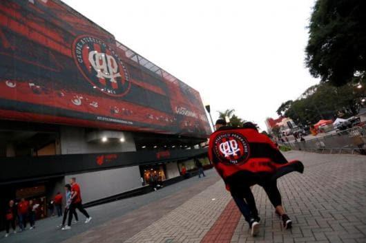 Athletico Paranaense stadium (Photo Credit: Reuters)