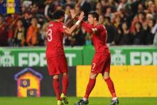 Cristiano Ronaldo puts Portugal in sight of World Cup