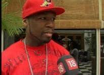 Hip hop is a reflection of an artist's life: 50 Cent