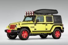 Jeep Wrangler Based ROADM8 Concept SUV Showcased by Super 8 Hotel Chain [Video]