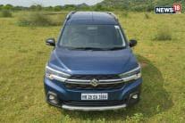 Maruti Suzuki XL6 First Drive Detailed Image Gallery