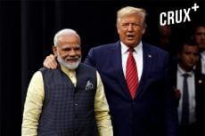 Howdy, Modi : What did Modi and Trump Gain from the Houston Event? | Crux+