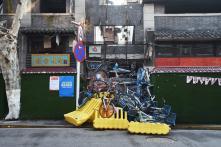China's Neighborhoods Seal Themselves Off from Coronavirus