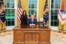 Kim Kardashian West Met President Donald Trump And The Internet Didn't Break