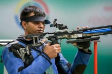 Asian Games: Silver Medallist Deepak Kumar Stands Tall Under Pressure in Air Rifle Final